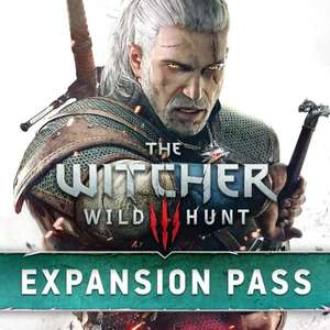 [Amazon/GOG] Witcher 3 - Expansion Pass / Alternativ: Nur erstes AddOn: 4,99€