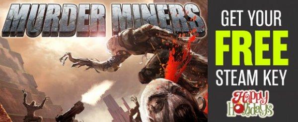 [Steam via IndieDB/woobox] Murder Miners (Facebook benötigt)