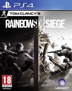 Tom Clancy's Rainbow Six Siege (100% Uncut) - Standard Edition - [PS4 & Xbox One] für 44 € > [hdgameshop.at] > Vsk frei