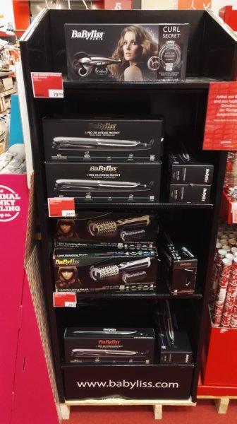 [Staples // offline// bis zu 40% Ersparnis!!!] Viele BaByliss Produkte z.B. BaByliss AS550E Warmluftbürste iPro Rotating Brush und Style 800 W für 29,99€