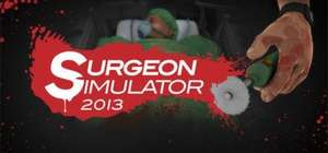 [Steam] Surgeon Simulator 2013 - Anniversary Edition (@nuveem)