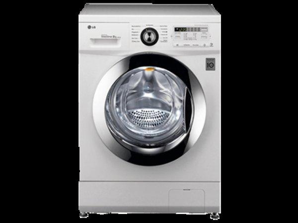 [Mediamarkt.de] LG F 1496 TDA 3 H Waschmaschine (8 kg, 1400 U/Min, A+++)