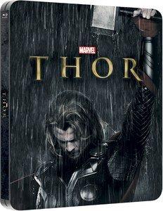 Thor 3D (enthält 2D Version) - Zavvi exklusives Lentikular Edition Steelbook Blu-ray