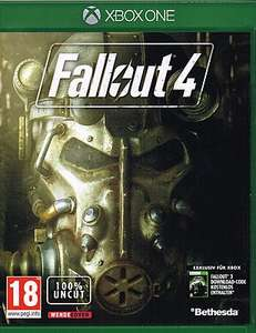 [Gameware.at] Fallout 4 D1 Edition + Poster + Fallout 3 Download (Xbox One oder PS4)