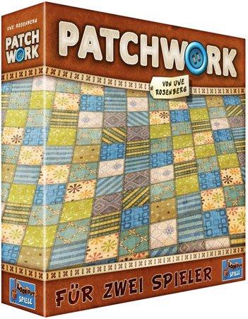 Patchwork 9,99 € [Spiele-Offensive Adventskalender]