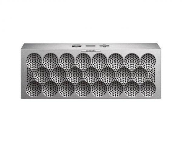 [Allyouneed] Jawbone Mini Jambox, Bluetooth Lautsprecher, Silver, für Apple, Android, Neuware für 39,99 Euro