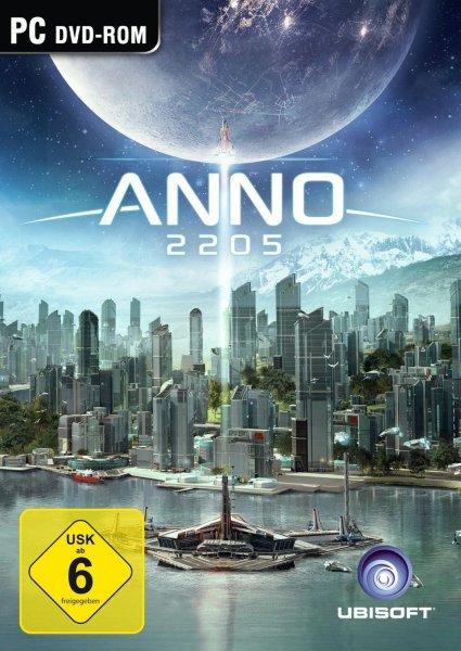 [Müller Drogerie] Anno 2205 für PC für 30 Euro