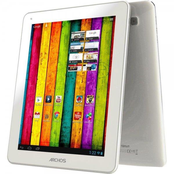 Archos 97b Titanium Android-Tablet (Refurbished) 24.6 cm (9.7 Zoll) 8 GB WiFi Weiß 1.6 GHz Dual Core 1600 x 1200