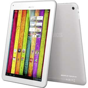 Archos 97 Titanium HD Android-Tablet (Refurbished) 24.6 cm (9.7 Zoll) 8 GB WiFi Silber 1.6 GHz Dual Core 2048 x 1536