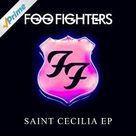 Amazon gratis MP3 Mini Album - Foo Fighters - Saint Cecilia EP
