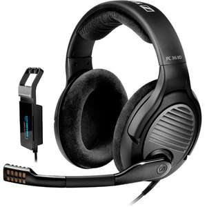 [Amazon Warehouse Deals] Sennheiser PC 363D 7.1 - wie neu. 30% Rabatt.