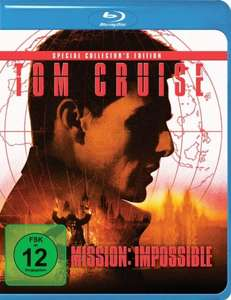[amazon.de] Mission: Impossible [Blu-ray] [Special Collector's Edition] für 7,96€ für Prime Mitglieder