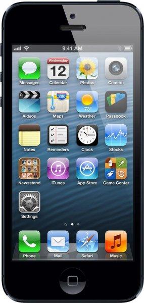 Apple iPhone 5 gebrauchtware @Ebay für 199,99€