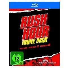Rush Hour - Trilogy [Blu-ray] für 16,97 € > [amazon.de]  > Prime