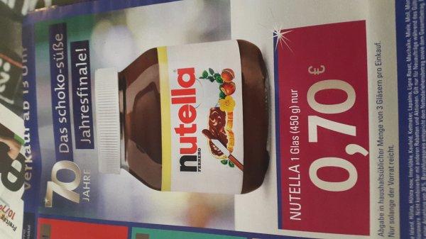 (Lokal) Möbel Hesse Hannover/Garbsen Nutella 450g für nur 0,70€!
