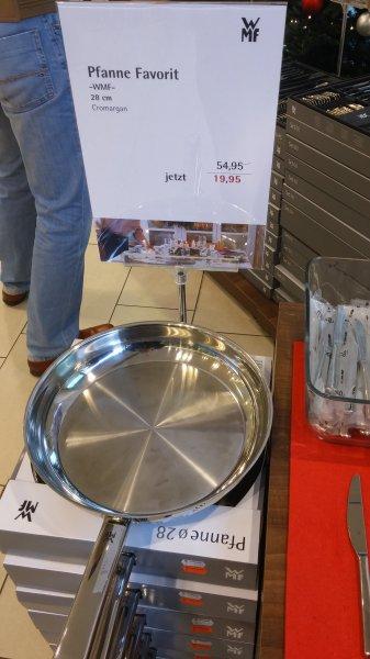 [lokal HH] WMF Pfanne Favorit 28cm Induktionspfanne