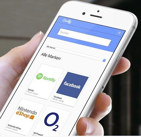 5% Rabatt (+ ~3% Cardfy Points) auf Vodafone CallNow Guthaben (gilt für Prepaid und Vertrag) @Cardfy
