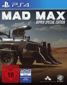 Amazon.it - Mad Max - Ripper Special Limited - PlayStation 4 / Xbox One