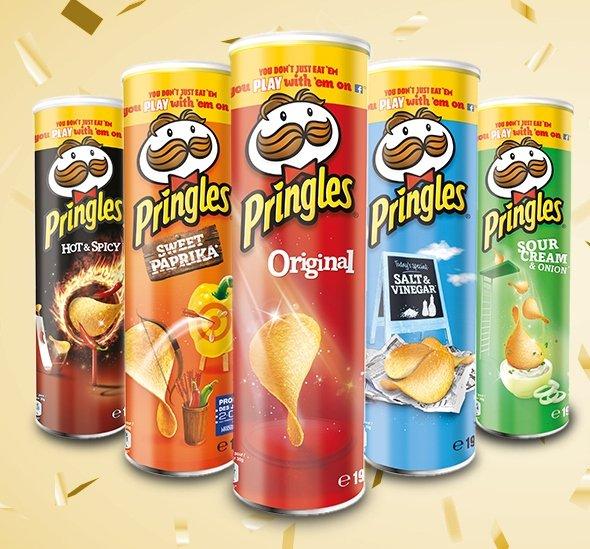 (Real)Pringles oder Pringles Tortilla Chips für 1,11€