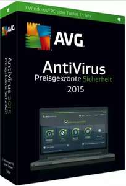 [Chip Adventskalender - Tür 24] AVG AntiVirus Pro