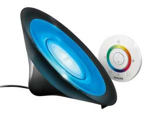 PHILIPS Livingcolors Aura black oder clear, Stimmungslicht, 8 Watt für je 44,99 € @ Saturn Latenight Shopping
