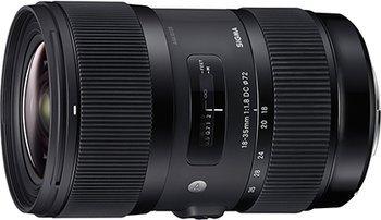 Amazon WHD: Sigma 18-35mm f/1.8 DC für Canon - Gebraucht - Wie neu