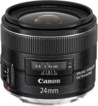 Amazon WHD: Canon EF 24mm f2.8 IS USM - Gebraucht - Wie neu