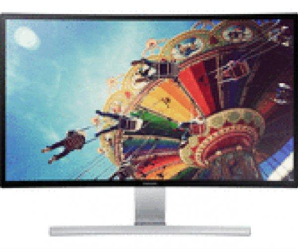 Samsung  LS27D590CS/EN Curved Monitor 249€ + Spiel (mit Gutschein Aktion 207,41€ möglich) MM Viernheim LOKAL