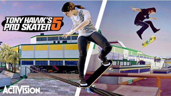 (PS4) Tony Hawk Pro Skater 5 für 24.99€ im PSN-Store zum Download
