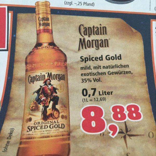 Captain Morgen für 8,88€