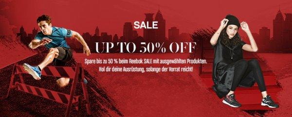 [Online] Reebok SALE 30%-40%-50%