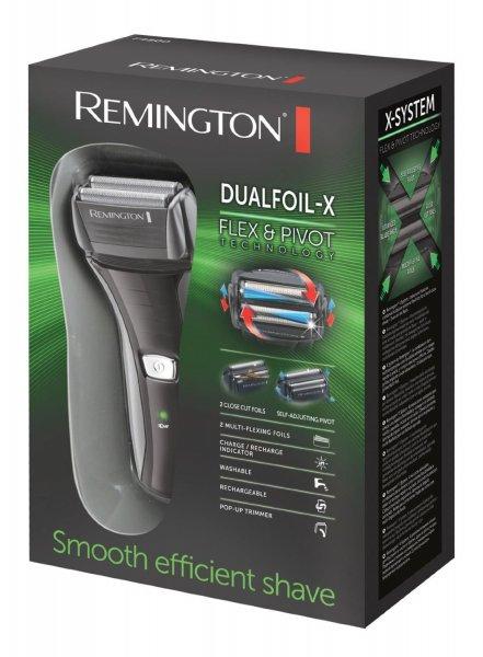 Remington F4800 Dual-X, Herren-Folienrasierer, schnurlos für 15,95 € @ Allyouneed