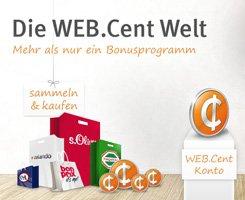 [WEB.DE WEBCENT] 750 Webcent für 30 Tage Usenext testen