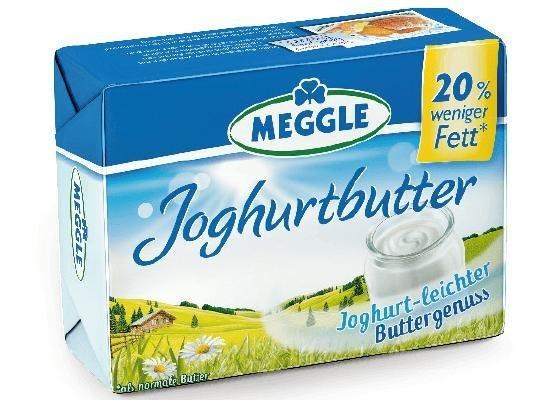 [KAUFLAND NRW EVTL. BUNDESWEIT KW53] Meggle Joghurtbutter für nur 0,49€ (Angebot+Coupon)