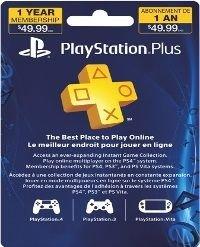 [US/CAD] 1 Jahr PS+ / PlayStation Plus als Digitaler Code für euren USA / Kanada Account