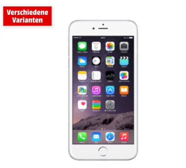 [Mediamarkt] APPLE iPhone 6 Plus 128 GB in allen 3 Farben   VK-frei   weitere 16,7% Ersparnis mit Geschenkkarten