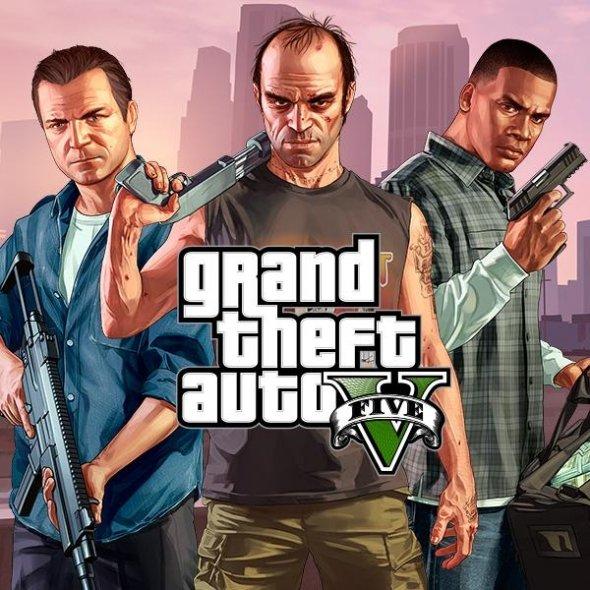 [Proxy] Grand Theft Auto V [nuuvem]