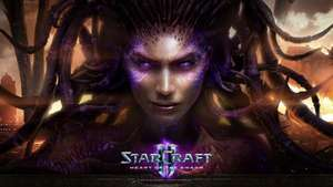 StarCraft II: Heart of the Swarm (PC/Mac) - Key für 8.15 Euro