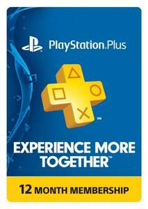 [US] 1 Jahr PlayStation Plus für US-Accounts (Digital Code)