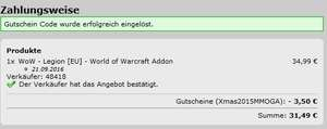 WoW - Legion [EU] - World of Warcraft Addon | Vorbestellung