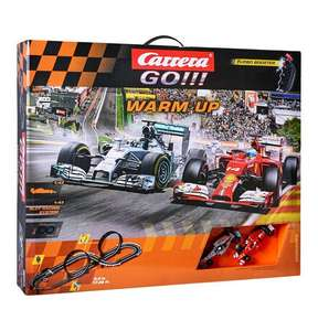 Carrera GO!!! Warm up @ Galeriea Kaufhof, 39,99 €