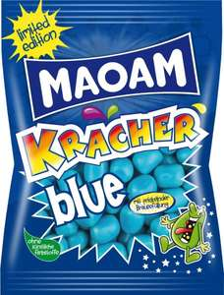 Maoam Kracher Blue, 30er Pack (30 x 200 g) -> effektiv 1,97 Euro pro Kilo