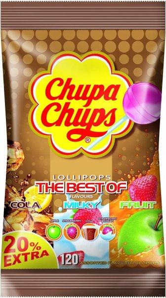 Chupa Chups Original-Dauer*utscher,  120er Nachfüllbeutel (1.4 kg) für 8,56€, Preisfehler bei @Amazon prime?