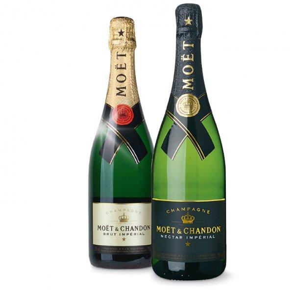[GRENZGÄNGER NL KW53] AH / Albert Heijn - MOET Champagner - NECTAR oder BRUT 0,75L für 29,99