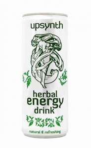 [Amazon.de-Prime] Upsynth Herbal Energy Drink (24x250ml)