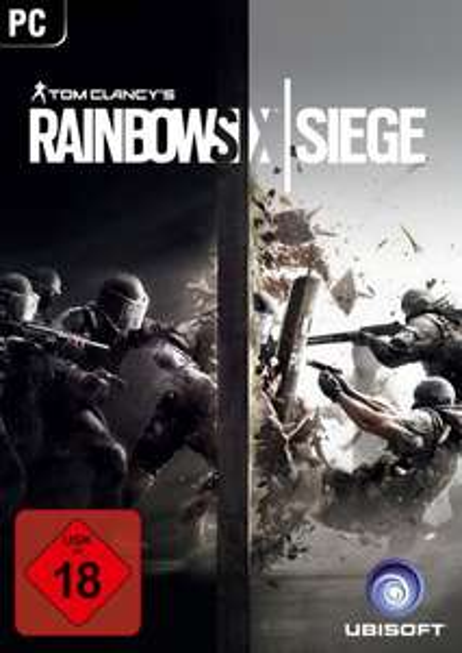 Tom Clancy's Rainbow Six Siege [PC Code - Uplay] @ Amazon.de