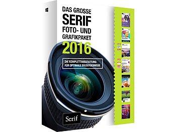 Serif PhotoPlus X7 (und weitere Programme)