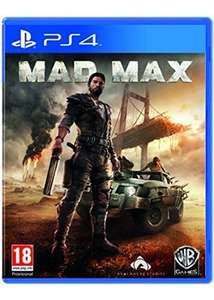 [base.com] Mad Max (PS4) UK Version (Englisch, deutsche Textausgabe)