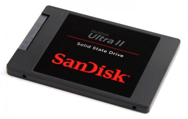 [Amazon.co.uk] SanDisk Ultra II 960 Gb Ssd für 206,34€