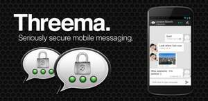 [Windows Phone] Threema 50% reduziert